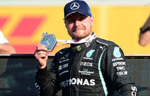 Valtteri Bottas: Daniel Ricciardo says Finn is 'saying all the right things' ahead of Mercedes exit