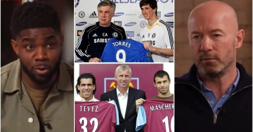 Micah Richards and Alan Shearer have ranked the 10 most shocking transfers in PL history