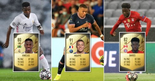 The 18 fastest players on FIFA 22 have been named as Adama Traore loses his crown