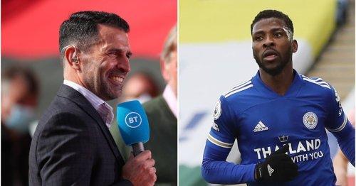 Franny Benali lauds Leicester City star Kelechi Iheanacho ahead of FA Cup semi-final