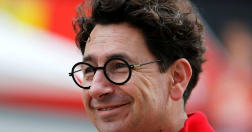 Mattia Binotto says Ferrari are closing in on McLaren in the battle for third