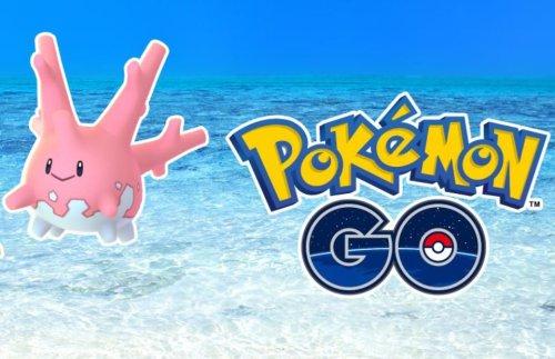 Pokémon GO – Shiny Corsola set to make debut appearance
