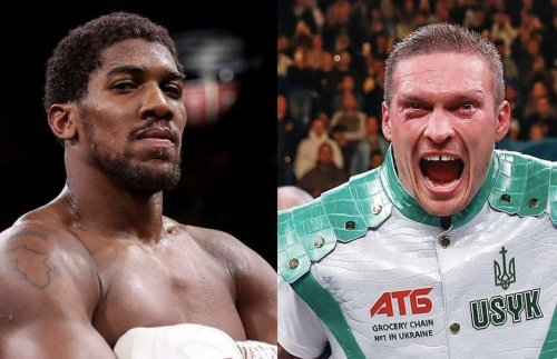 Anthony Joshua vs Oleksandr Usyk: How Can I Watch The Fight?