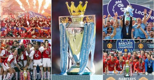 Ranking all 29 sides to have won the Premier League title from worst to best