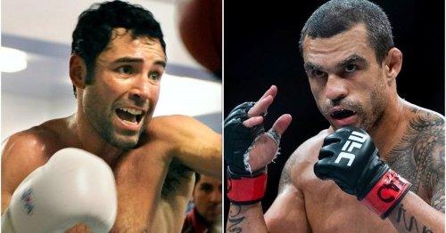 Vitor Belfort and Oscar De La Hoya's exhibition bout to 'break all the records'