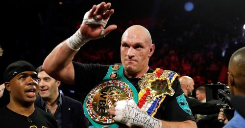 Tyson Fury is not invincible, warns George Foreman