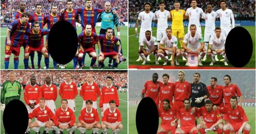 Quiz: Can you name the missing player from these famous matches?