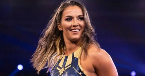 WWE: Tegan Nox reveals she wrestled for two years with ACL injury
