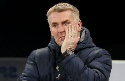 Aston Villa latest news: Dean Smith expected to make key starting XI change on Sunday