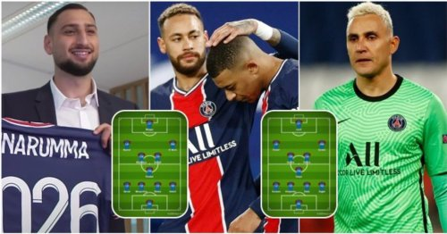 PSG's squad depth is so outrageous that they can play two world-class starting XIs