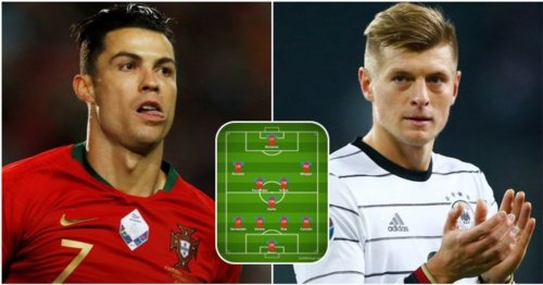 Picking a 'Group of Death' combined XI is almost impossible - but we think we've nailed it