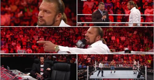 John Cena, Triple H & more saved Raw when the majority of the WWE roster was on strike