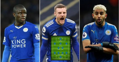 The incredible XI Leicester could have if they hadn't sold their best players