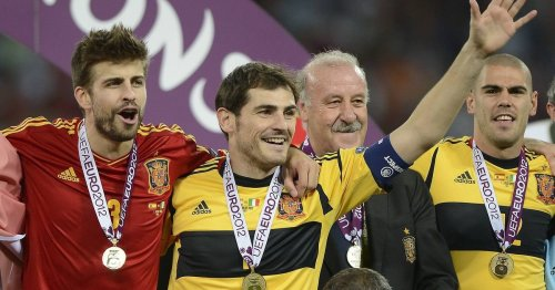 How Vicente del Bosque guided a striker-less Spain to Euro 2012 glory
