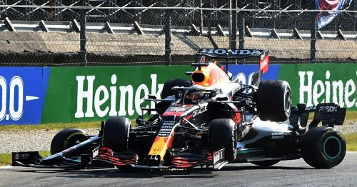Max Verstappen would have 'punched' Lewis Hamilton had Monza crash happened two years ago