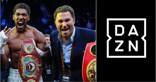 Eddie Hearn will ditch Sky Sports as he signs monster nine-figure deal with DAZN