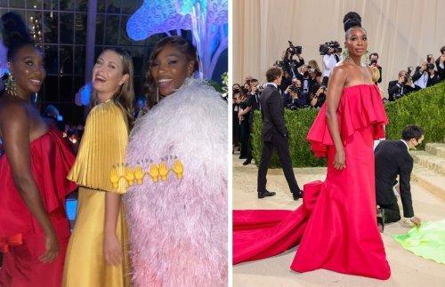 Serena Williams, Maria Sharapova: Venus Williams explains unexpected Met Gala photo