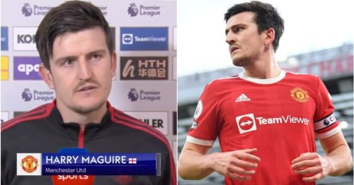Man Utd player questioned Solskjaer's decision to make Harry Maguire captain during meeting