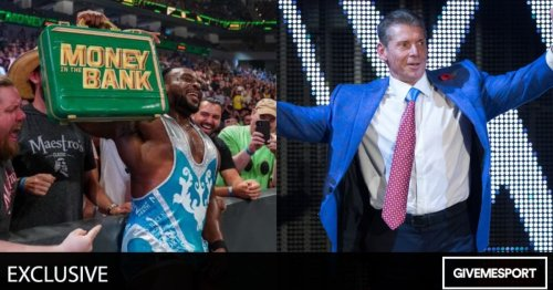 Big E reveals Vince McMahon's reaction to WWE Money in the Bank win (Exclusive)