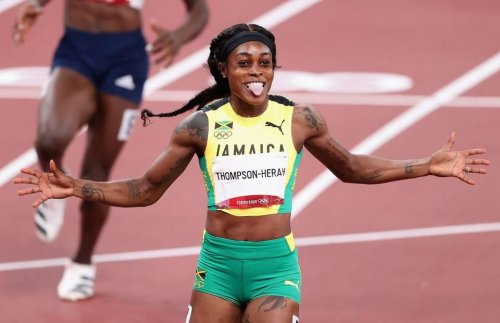 Elaine Thompson-Herah: Olympic champion reveals one major regret during 100m final