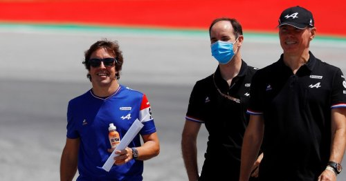 Emerson Fittipaldi thinks Fernando Alonso is the best driver on the F1 grid currently