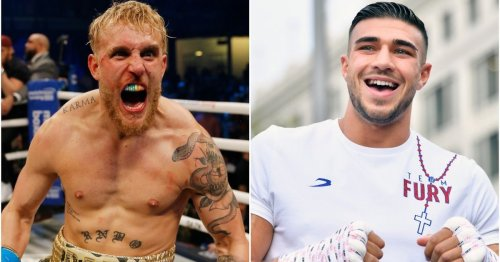 Jake Paul will 'probably' fight Tommy Fury but only if 'the money is right'