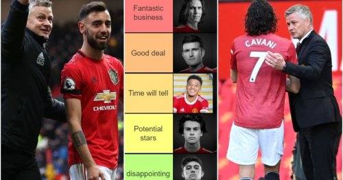 Ranking every signing Solskjaer has made at Man Utd from 'Fantastic' to 'Waste of money'