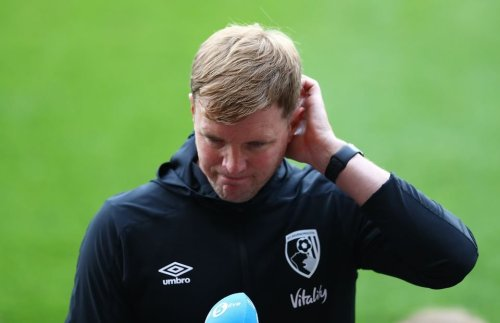 Exclusive: Eddie Howe told he could get the Crystal Palace job despite Celtic links