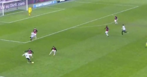 The moment Cristiano Ronaldo proved he's an underrated playmaker during 3-1 win vs AC Milan