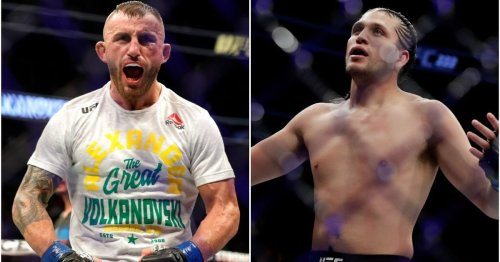 Giga Chikadze gives honest prediction for Alexander Volkanovski vs Brian Ortega