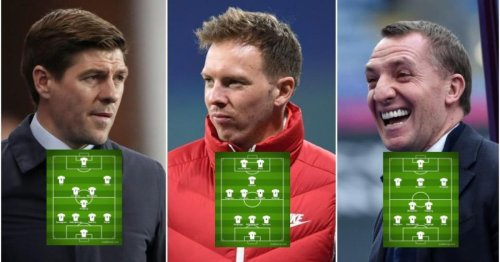 How Spurs could line up under four potential replacements for Jose Mourinho