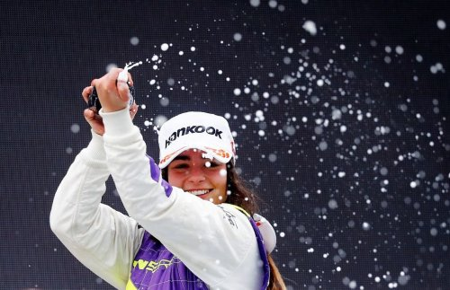 Exclusive: Jamie Chadwick talks W Series title and Formula 1 aspirations