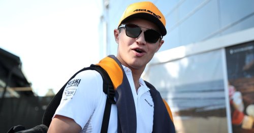 Lando Norris laughs away Helmut Marko conspiracy claims from Portugal qualification