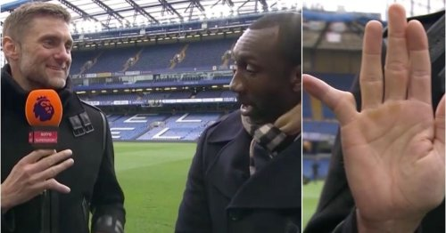 Rob Green's finger after 20-year goalkeeper career shocks Jimmy Floyd Hasselbaink