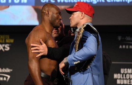 UFC 268 - Usman vs Covington 2: What is the UK Start Time?