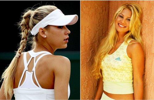 Anna Kournikova: How tennis' teenage star became the world's most Googled woman