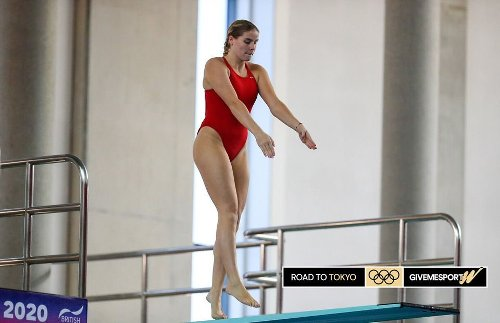 Kat Torrance: Team GB diver on her Olympic debut and advice from Tom Daley   Road to Tokyo