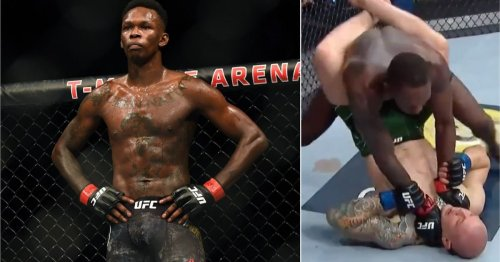 Israel Adesanya defends middleweight title with classy victory over Marvin Vettori at UFC 263
