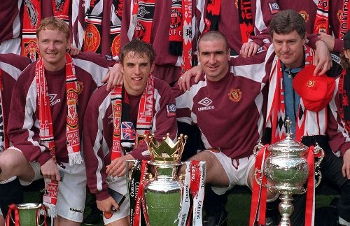 Phil Neville reveals why Manchester United icon Eric Cantona was so good