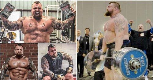 Eddie Hall's net worth ahead of heaviest boxing fight ever vs Hafthor Bjornsson