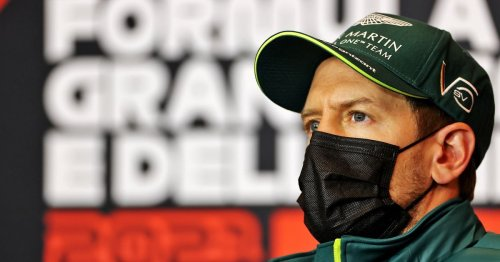 Sebastian Vettel's team only makes 'mediocre' cars, ex-driver claims