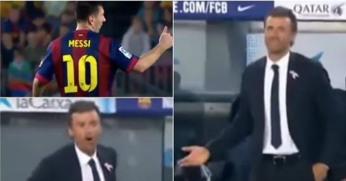 Lionel Messi once refused to be substituted at Barcelona - Neymar went off instead