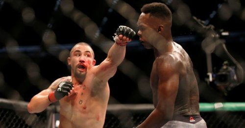 Robert Whittaker replies to Israel Adesanya's callout at UFC 263
