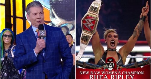 Rhea Ripley reveals Vince McMahon's wholesome reaction to her WrestleMania 37 win