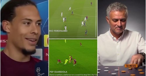 'How do you stop Messi?' Viral video shows managers & players trying to answer that question