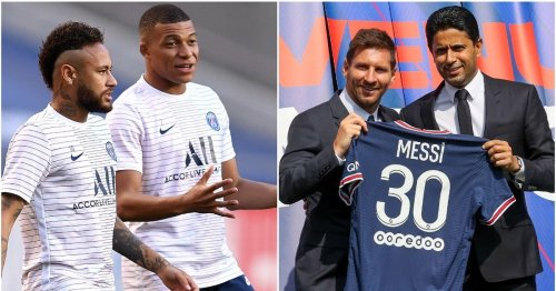 Details emerge of Lionel Messi's whopping £94m contract with PSG