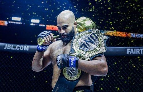 WWE: Noted MMA champion Arjan Bhullar in talks with WWE