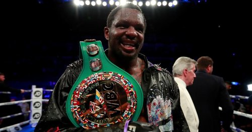 Dillian Whyte calls out Chris Arreola for next fight and brands Andy Ruiz Jr a 'messy blob'
