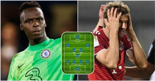 The best XI of players snubbed by the Ballon d'Or includes some baffling decisions