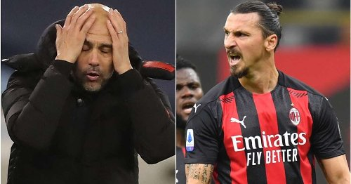 Ibrahimovic's most scathing attacks on Guardiola after AC Milan star takes another swipe